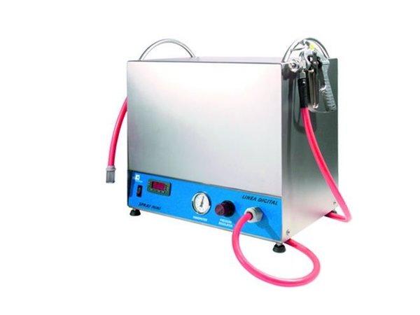 XXLselect Gelatine Dispenser Mini | Digitaal | 85°C | 2400W | 460x300x400 mm
