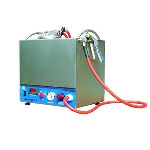 XXLselect Gelatine Dispenser Mini + Tank 2,5 Liter   Digitaal   85°C   2200W   470x340x430(h)mm