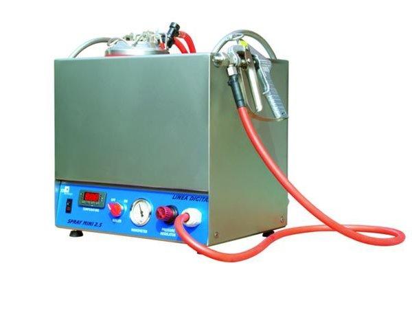 XXLselect Gelatine Dispenser Mini + Tank 2,5 Liter | Digitaal | 85°C | 2200W | 470x340x430(h)mm