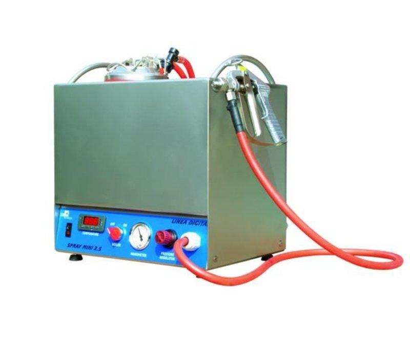 XXLselect Gelatine Spender Mini + Behälter 2,5 Liter | digital | 85 ° C | 2200W | 470x340x430 (h) mm