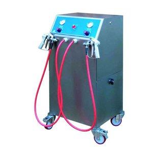 XXLselect Gelatin Dispenser Junior Two | 2 Heated Hoses | 530x590x1030 (h) mm