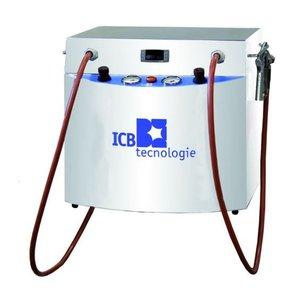 XXLselect Gelatine Dispenser Plurigel | 1 Verwarmde Slang en 1 Gekoelde Slang | 630x540x520(h)mm
