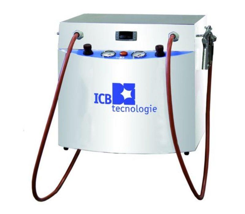 XXLselect Gelatine Dispenser Plurigel   2 Verwarmde Slangen   630x540x520(h)mm