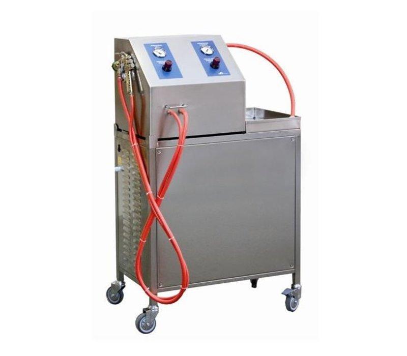 XXLselect Ei-Spuitmachine | Airmix | 1,1kW | 680x420x1130(h)mm