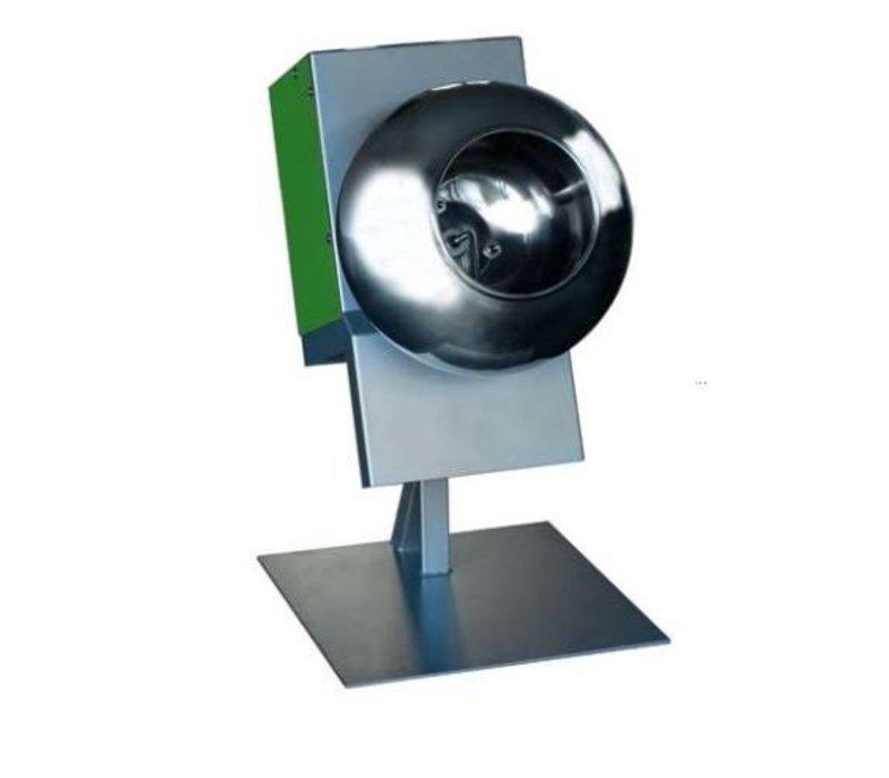 XXLselect Drageermachine 7-8Kg | RVS Kom | 550x670x740(h)mm