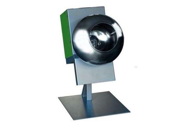 XXLselect Drageermachine 15-20Kg | Edelstahl-Schüssel | Inkl. Inverter + Blazer | 950x580x1200 (h) mm