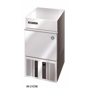 Hoshizaki Eis-Maschine 25kg / 24h | Hoshizaki IM 21CNE-HC | Natürliche Kältemittel R290 | Ice Größe L