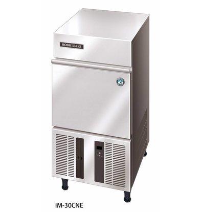 Hoshizaki Eis-Maschine 30kg / 24h | Hoshizaki IM 30CNE-HC | Natürliche Kältemittel R290 | Ice Größe L