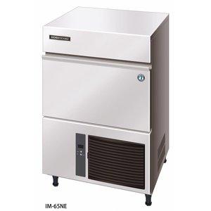 Hoshizaki Eis-Maschine 52kg / 24h | Hoshizaki IM-65NE-HC | Natürliche Kältemittel R290 | Ice Größe L