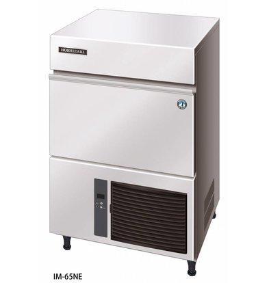 Hoshizaki Ice machine 52kg / 24h | Hoshizaki IM-65NE-HC | Natural Refrigerant R290 | Ice size L