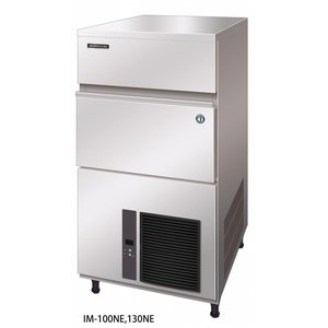 Hoshizaki Eismaschine 105kg / 24h | Hoshizaki IM-100NE-HC | Natürliche Kältemittel R290 | Ice Größe L