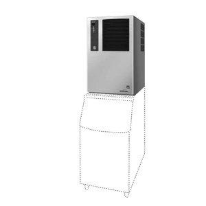Hoshizaki Eismaschine 125kg / 24h | Hoshizaki IM 130ANE-HC | Natürliche Kältemittel R290 | Ice Größe L