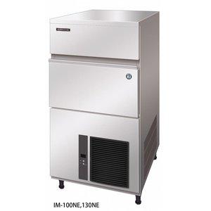Hoshizaki Ice machine 95kg / 24h | Hoshizaki IM-100NE | Stock 50kg | Ice size L