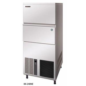 Hoshizaki Eismaschine 240kg / 24h | Hoshizaki IM-240NE | Auf 110 kg | Ice Größe L