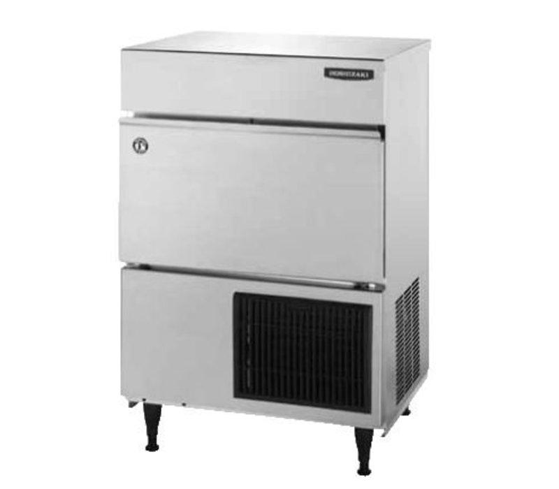 Hoshizaki Ice machine 55kg / 24h   Hoshizaki IM-65NE-C   Air-cooled   Cylinder-shaped ice cubes