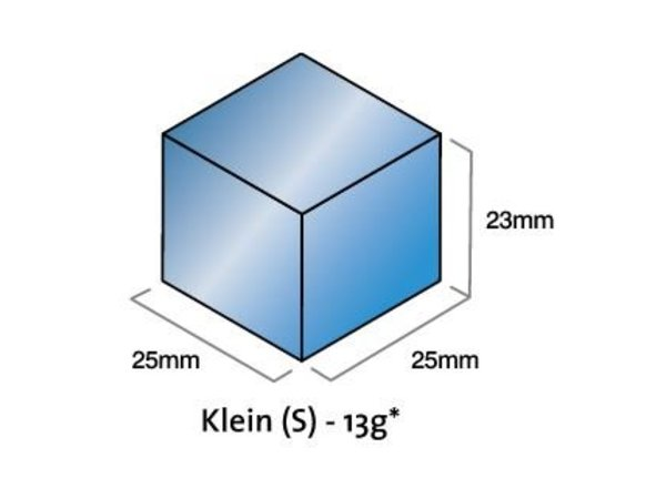 Hoshizaki Ice machine 44kg / 24h | Hoshizaki IM 45CNE | Stock 15kg | Ice size L