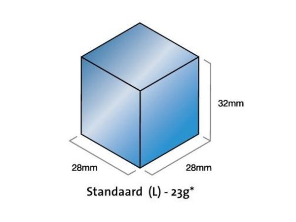 Hoshizaki IJsblokjesmachine 44kg/24u | Hoshizaki IM-45NE | Voorraad 18kg | IJsblokken maat L