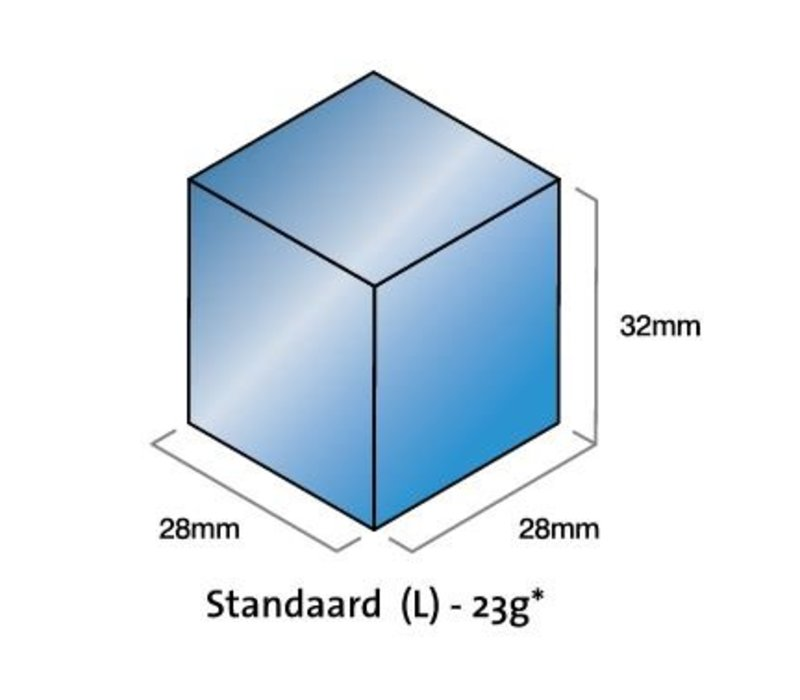 Hoshizaki Eis-Maschine 95kg / 24h | Hoshizaki IM-100NE | Auf 50kg | Ice Größe L