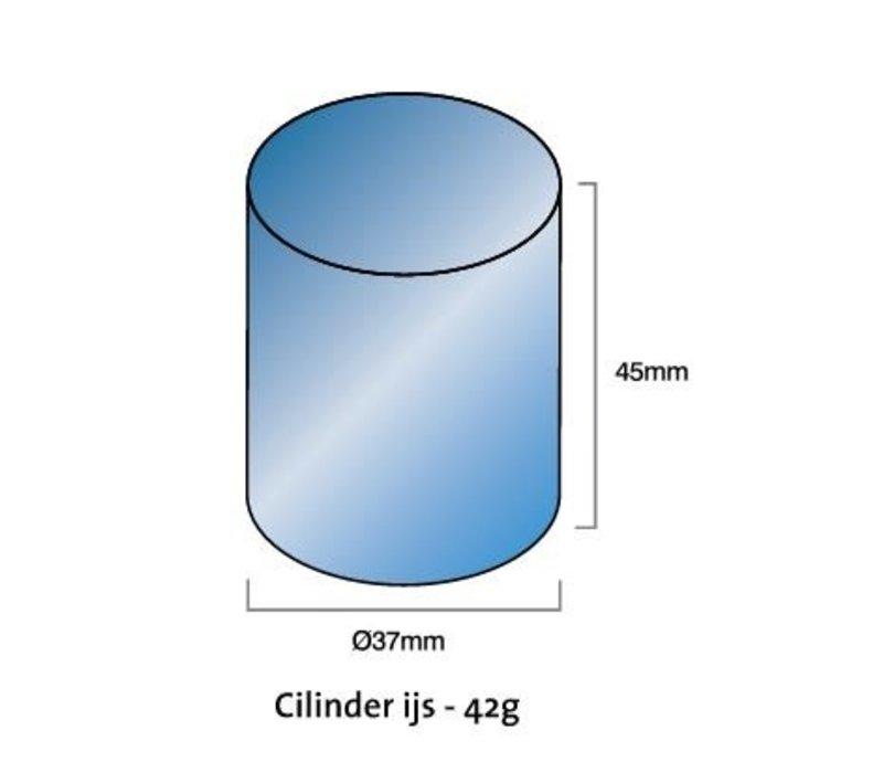 Hoshizaki Eis-Maschine 85kg / 24h | Hoshizaki IM-100NE-C | Auf 50kg | Zylinderförmige Eiswürfel