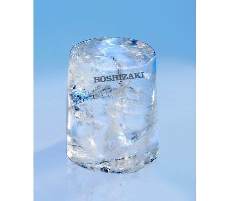 Hoshizaki Ice machine 85kg / 24h | Hoshizaki IM-100NE-C | Stock 50kg | Cylinder-shaped ice cubes