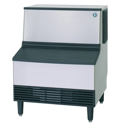 Hoshizaki Ice Machine 128kg / 24h | Hoshizaki KM-125A | Air-cooled | Storage 55kg | Crescent Ice
