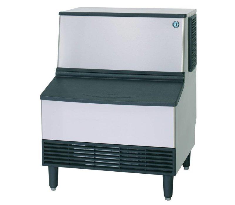 Hoshizaki Eismaschine 128kg / 24h   Hoshizaki KM-125A   Luftgekühlte   Lagerung 55kg   Crescent Ice
