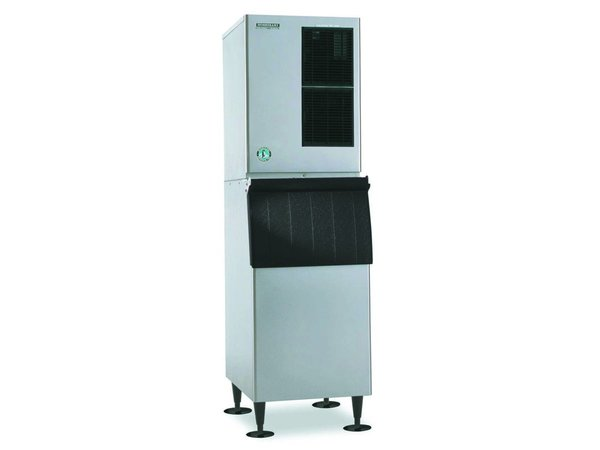 Hoshizaki Eismaschine 264kg / 24h   Hoshizaki KM-515MAH-E   Luftgekühlte   Keine Lagerung   Crescent Ice