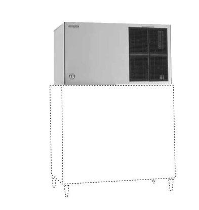Hoshizaki Ice Machine 584kg / 24h   Hoshizaki KM 1301SAH-E   Air-cooled   No Storage   Crescent Ice
