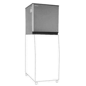 Hoshizaki Ice Machine 265kg / 24h | Hoshizaki KMD-270AA | Air-cooled | No Storage | Crescent Ice