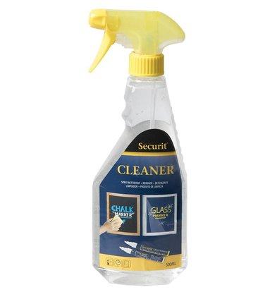 Securit Krijtborden Spray voor het eenvoudig reinigen van Krijtborden - 1000 ml - XXL Aanbieding