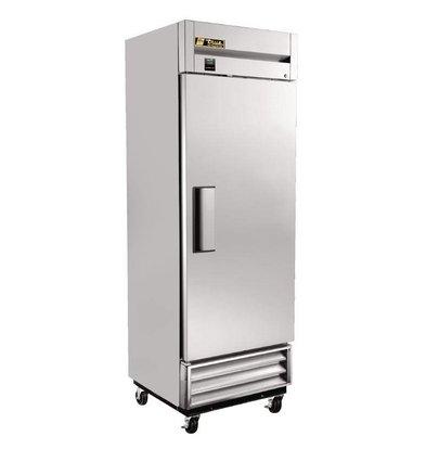 True Stainless steel refrigerator - 538 liters - 68x62x (h) 200cm - 5 year warranty