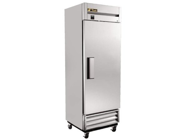 True Stainless steel Freezer - 538 liters - 68x62x (h) 200cm - 5 year warranty