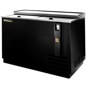 True Fleskoeling - 390x33cl flesjes - 357 Liter - 5 Jaar Garantie - 1261x677x(H)848mm