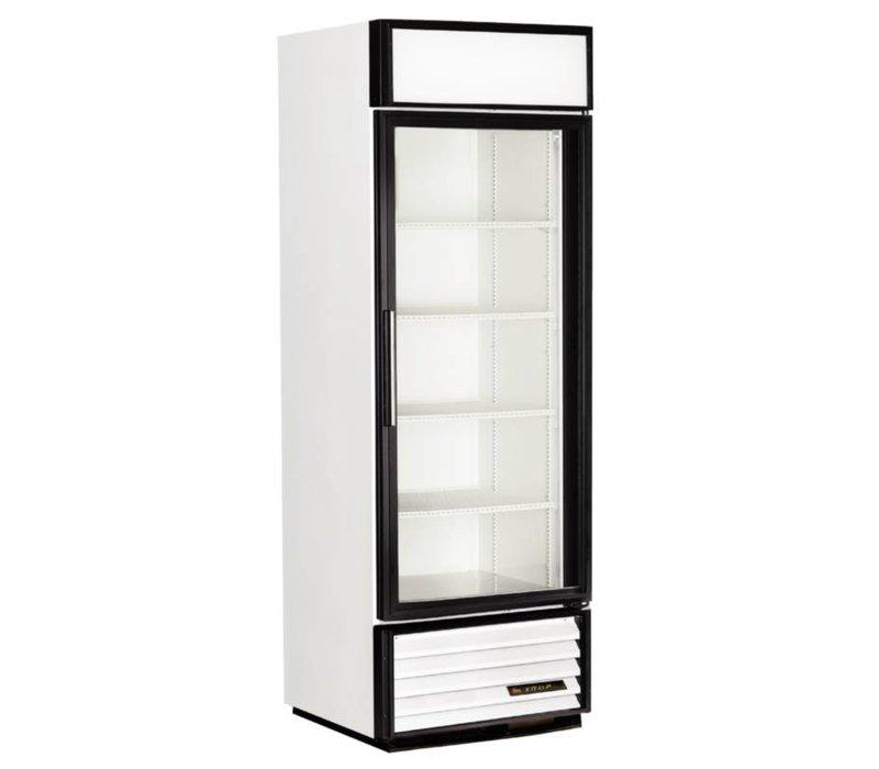 True Kühlschrank mit Glastür - 538 Liter - 68x63x (h) 199cm - 5 Jahre Garantie