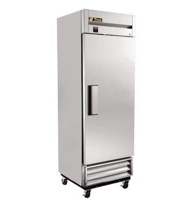 True Freezer- 538 liters - stainless steel - 68x62x (h) 200cm - 5 year warranty