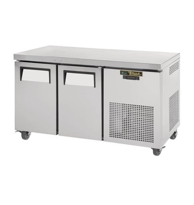 True Coole Workbench 2 Tür - 297 Liter - 86x142x (h) 71cm - 5 Jahre Garantie