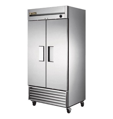 True Stainless Steel Refrigerator 991 Liter - 100x75x (h) 207cm - 5 year warranty