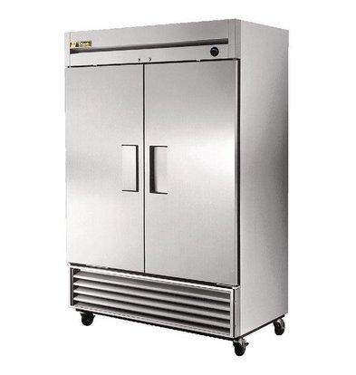 True Stainless steel Freezer - 1388 Liter - 207x137x75cm - 5 year warranty