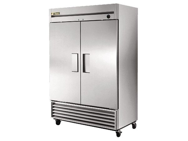 True Stainless steel Freezer - 1388 Liter - 207x137x75cm - 5 year warranty