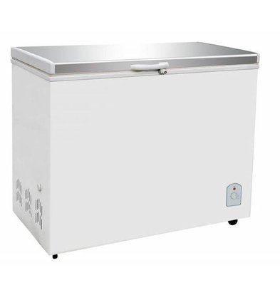 Combisteel Freezer with stainless steel lid | 260 Liter | 130W | 1055x575 / 630x845 (h) mm