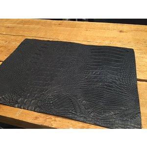 XXLselect Platzdeckchen Cayman Nero | 30x42 cm