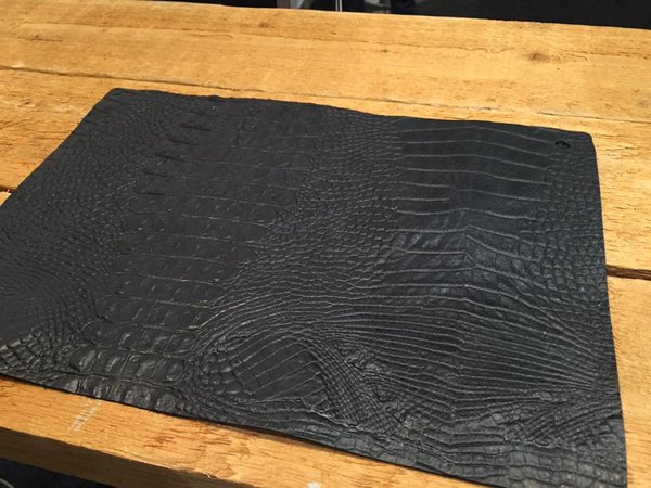 XXLselect Placemat Kaaiman Nero | 30x42 cm