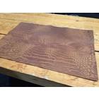 XXLselect Placemat Cayman Cognac | 30x42 cm