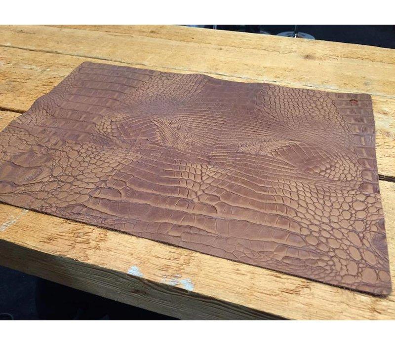 XXLselect Placemat Kaaiman Cognac | 30x42 cm