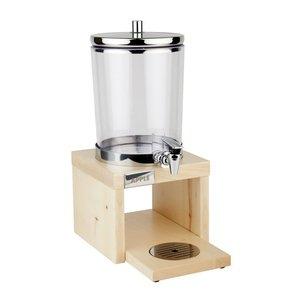APS Sapdispenser APS Naturel | 6 Liter | 1 Koeler | 355x220x500(h)mm