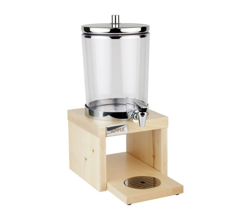 APS Sapdispenser APS Natur   6 Liter   1 Cooler   355x220x500 (h) mm