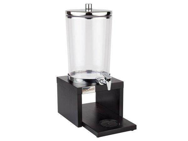 APS Sapdispenser APS Black | 4 Liter | 1 Cooler | 310x200x420 (h) mm