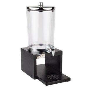 APS Sapdispenser APS Zwart | 6 Liter | 1 Koeler | 355x220x500(h)mm