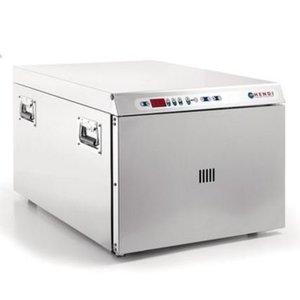 Hendi Lage Temperatuur Oven | 1200W | tot +100/+120°C | 495x690x415(h)mm