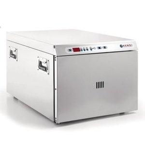 Hendi Niedertemperaturofen | 1200W | bis + 100 / + 120 ° C | 495x690x415 (h) mm